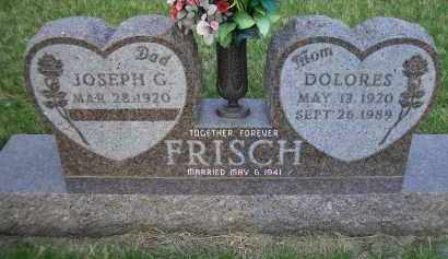 FRISCH, JOSEPH G. - Madison County, Nebraska | JOSEPH G. FRISCH - Nebraska Gravestone Photos