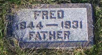FUERST, FRED - Madison County, Nebraska | FRED FUERST - Nebraska Gravestone Photos
