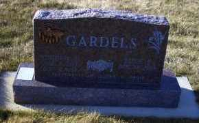 GARDELS, EUGENE L - Madison County, Nebraska | EUGENE L GARDELS - Nebraska Gravestone Photos