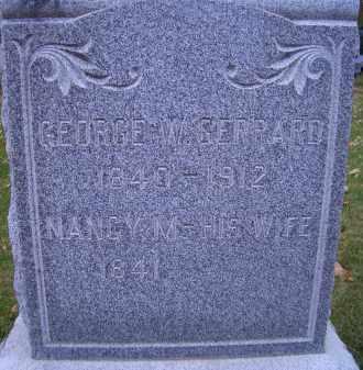 GERRARD, NANCY M - Madison County, Nebraska | NANCY M GERRARD - Nebraska Gravestone Photos