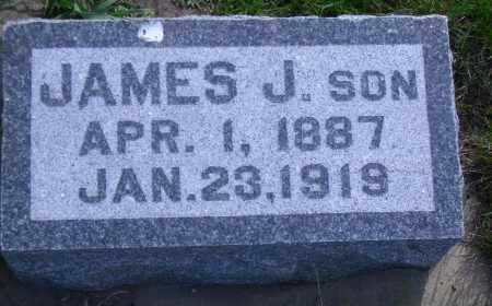 GILLESPIE, JAMES J. - Madison County, Nebraska | JAMES J. GILLESPIE - Nebraska Gravestone Photos
