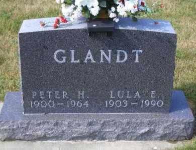 GLANDT, PETER H. - Madison County, Nebraska   PETER H. GLANDT - Nebraska Gravestone Photos