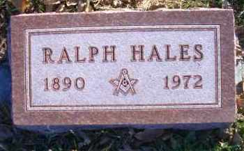 HALES, RALPH - Madison County, Nebraska | RALPH HALES - Nebraska Gravestone Photos