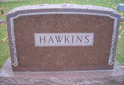 HAWKINS, FAMILY HEADSTONE - Madison County, Nebraska | FAMILY HEADSTONE HAWKINS - Nebraska Gravestone Photos