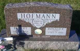 HOFMANN, BARBARA - Madison County, Nebraska | BARBARA HOFMANN - Nebraska Gravestone Photos