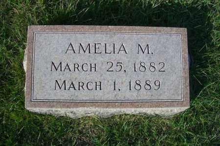 HOGREFE, AMEDIA M. - Madison County, Nebraska | AMEDIA M. HOGREFE - Nebraska Gravestone Photos