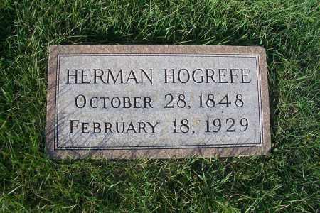 HOGREFE, HERMAN - Madison County, Nebraska | HERMAN HOGREFE - Nebraska Gravestone Photos