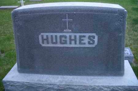 HUGHES, FAMILY HEADSTONE - Madison County, Nebraska | FAMILY HEADSTONE HUGHES - Nebraska Gravestone Photos