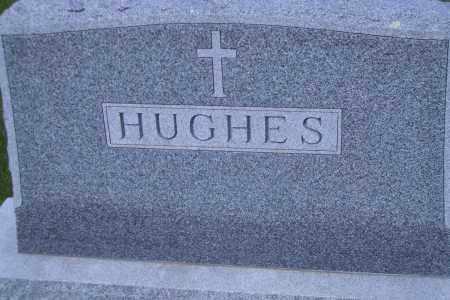 HUGHES, FAMILY HEADSTONE - Madison County, Nebraska   FAMILY HEADSTONE HUGHES - Nebraska Gravestone Photos