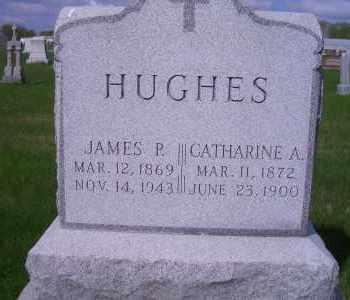 HUGHES, CATHARINE A. - Madison County, Nebraska | CATHARINE A. HUGHES - Nebraska Gravestone Photos