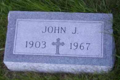 HUGHES, JOHN J. - Madison County, Nebraska | JOHN J. HUGHES - Nebraska Gravestone Photos