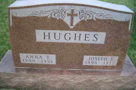 HUGHES, JOSEPH E. - Madison County, Nebraska | JOSEPH E. HUGHES - Nebraska Gravestone Photos