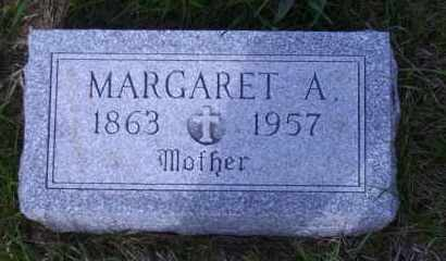 HUGHES, MARGARET A. - Madison County, Nebraska | MARGARET A. HUGHES - Nebraska Gravestone Photos