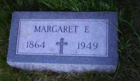 HUGHES, MARGARET E. - Madison County, Nebraska   MARGARET E. HUGHES - Nebraska Gravestone Photos