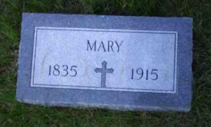 HUGHES, MARY - Madison County, Nebraska   MARY HUGHES - Nebraska Gravestone Photos