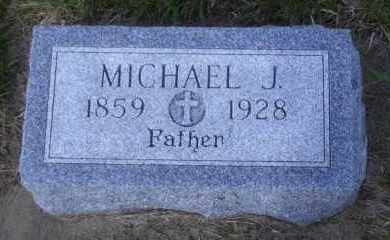 HUGHES, MICHAEL J. - Madison County, Nebraska | MICHAEL J. HUGHES - Nebraska Gravestone Photos