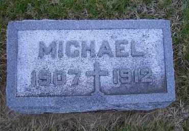 HUGHES, MICHAEL A. - Madison County, Nebraska | MICHAEL A. HUGHES - Nebraska Gravestone Photos