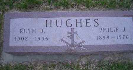HUGHES, RUTH R. - Madison County, Nebraska | RUTH R. HUGHES - Nebraska Gravestone Photos