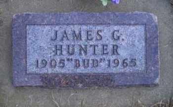 HUNTER, JAMES C. - Madison County, Nebraska | JAMES C. HUNTER - Nebraska Gravestone Photos