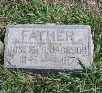 JACKSON, JOSEPH HIRMAN - Madison County, Nebraska | JOSEPH HIRMAN JACKSON - Nebraska Gravestone Photos