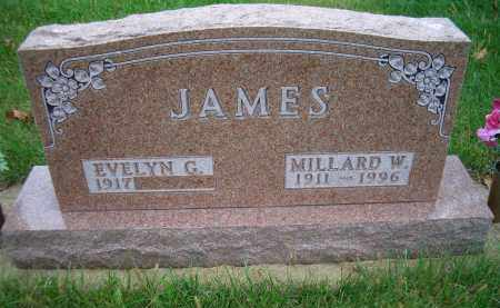 JAMES, EVELYN G - Madison County, Nebraska | EVELYN G JAMES - Nebraska Gravestone Photos