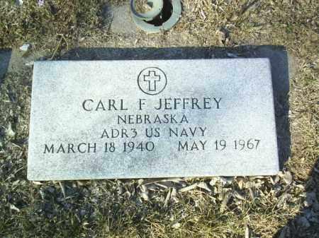 JEFFREY, CARL - Madison County, Nebraska   CARL JEFFREY - Nebraska Gravestone Photos