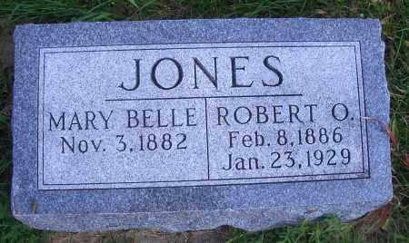DENSON JONES, MARY ISABELLE - Madison County, Nebraska   MARY ISABELLE DENSON JONES - Nebraska Gravestone Photos