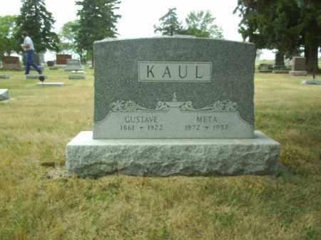 KAUL, GUSTAVE - Madison County, Nebraska | GUSTAVE KAUL - Nebraska Gravestone Photos