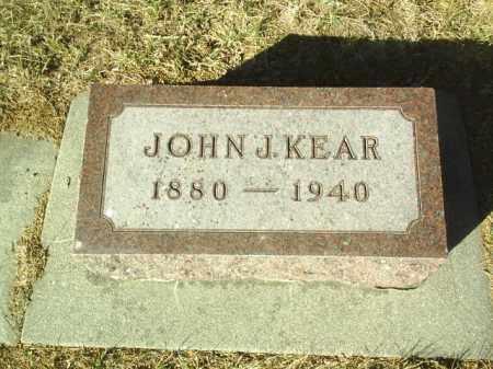 KEAR, JOHN - Madison County, Nebraska | JOHN KEAR - Nebraska Gravestone Photos
