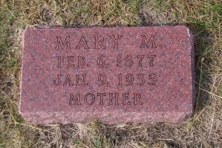 WERNER KLEIN, MARY M. - Madison County, Nebraska | MARY M. WERNER KLEIN - Nebraska Gravestone Photos