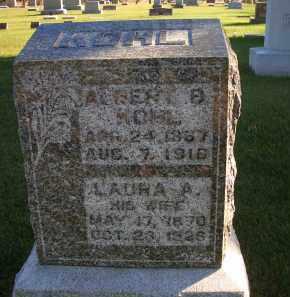 KOHL, ALBERT B - Madison County, Nebraska | ALBERT B KOHL - Nebraska Gravestone Photos