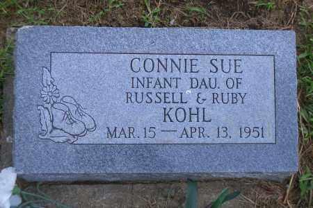 KOHL, CONNIE SUE - Madison County, Nebraska   CONNIE SUE KOHL - Nebraska Gravestone Photos