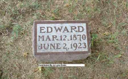 KOHL, EDWARD - Madison County, Nebraska | EDWARD KOHL - Nebraska Gravestone Photos