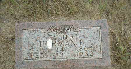 KOHL, HERMAN C - Madison County, Nebraska | HERMAN C KOHL - Nebraska Gravestone Photos