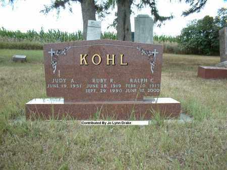 KOHL, RALPH C - Madison County, Nebraska | RALPH C KOHL - Nebraska Gravestone Photos