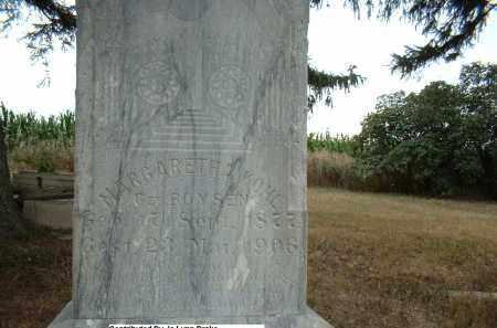 KOHL, MARGARETH - Madison County, Nebraska   MARGARETH KOHL - Nebraska Gravestone Photos