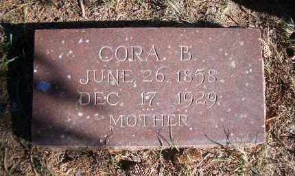 WARREN KRUMM, CORA B - Madison County, Nebraska | CORA B WARREN KRUMM - Nebraska Gravestone Photos