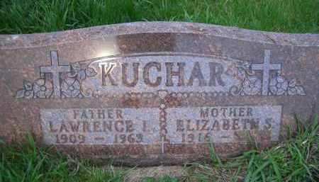 FICHTER KUCHAR, ELIZABETH S. - Madison County, Nebraska | ELIZABETH S. FICHTER KUCHAR - Nebraska Gravestone Photos