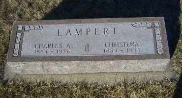 ZIMMERMAN LAMPERT, CHRISTINA - Madison County, Nebraska | CHRISTINA ZIMMERMAN LAMPERT - Nebraska Gravestone Photos