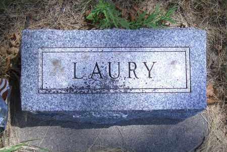 LEARY, LAURY - Madison County, Nebraska | LAURY LEARY - Nebraska Gravestone Photos