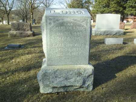 LONG, CHARLES - Madison County, Nebraska | CHARLES LONG - Nebraska Gravestone Photos