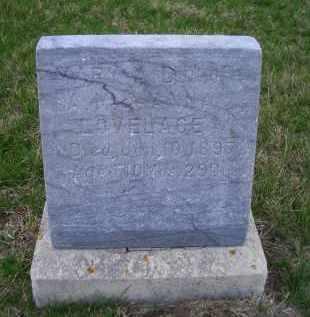 LOVELACE, MARY A. - Madison County, Nebraska | MARY A. LOVELACE - Nebraska Gravestone Photos