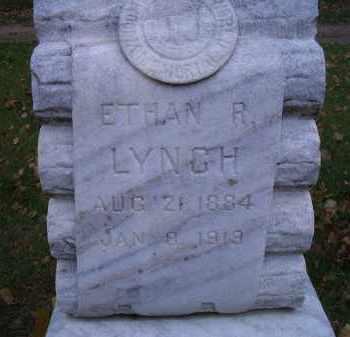 LYNCH, ETHAN R - Madison County, Nebraska | ETHAN R LYNCH - Nebraska Gravestone Photos
