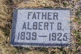 MANTEY, ALBERT G. - Madison County, Nebraska | ALBERT G. MANTEY - Nebraska Gravestone Photos