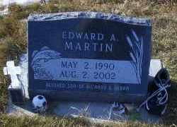 MARTIN, EDWARD A. - Madison County, Nebraska | EDWARD A. MARTIN - Nebraska Gravestone Photos