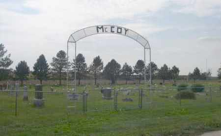 *MCCOY CEMETERY, ENTRANCE TO - Madison County, Nebraska | ENTRANCE TO *MCCOY CEMETERY - Nebraska Gravestone Photos