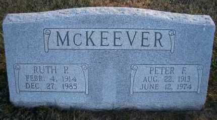 HANKLA MCKEEVER, RUTH P - Madison County, Nebraska | RUTH P HANKLA MCKEEVER - Nebraska Gravestone Photos