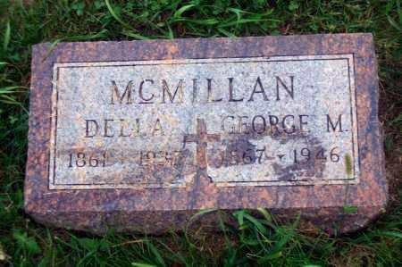 MCMILLAN, GEORGE M - Madison County, Nebraska | GEORGE M MCMILLAN - Nebraska Gravestone Photos