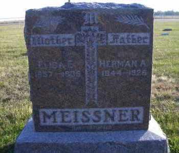 MEISSNER, HERMAN A. - Madison County, Nebraska | HERMAN A. MEISSNER - Nebraska Gravestone Photos