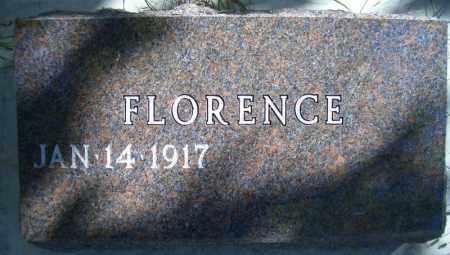 MICHAELSON, FLORENCE - Madison County, Nebraska   FLORENCE MICHAELSON - Nebraska Gravestone Photos